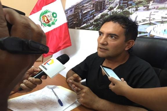 ALCALDE VALENTÍN FERNÁNDEZ HACE UN LLAMADO A LA UNIDAD POLÍTICA PARA QUE LA REGIÓN PUEDA SALIR DE LA CRISIS ECONÓMICA Y SOCIAL.
