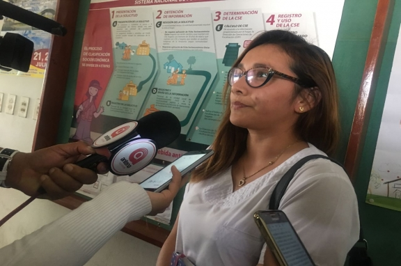 NUEVO CHIMBOTE. CONTINÚAN VERIFICANDO QUE CONSERVAS INFECTADAS HAYAN SIDO INMOVILIZADAS DE LOS MERCADOS.